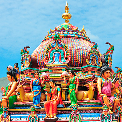 Temples, Treasures & Beach Escape
