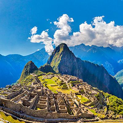 Condors, Lake Titicaca & Machu Picchu